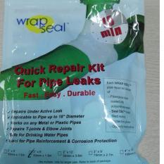Băng keo Wrapseal sửa chữa nhanh đường ống rò rỉ