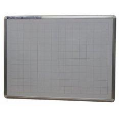 Bảng viết lông không từ BẢNG VIẾT BAVICO BVC0010 (Trắng) kích thước 80×120 cm
