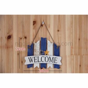 Bảng Welcome vuông Phong cách biển - 8553240 , OE680HLAA9ACDMVNAMZ-18417279 , 224_OE680HLAA9ACDMVNAMZ-18417279 , 130000 , Bang-Welcome-vuong-Phong-cach-bien-224_OE680HLAA9ACDMVNAMZ-18417279 , lazada.vn , Bảng Welcome vuông Phong cách biển