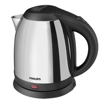 Bình đun Philips HD9303 1.2L (Xám bạc) - Hàng nhập khẩu - Hàng nhập khẩu