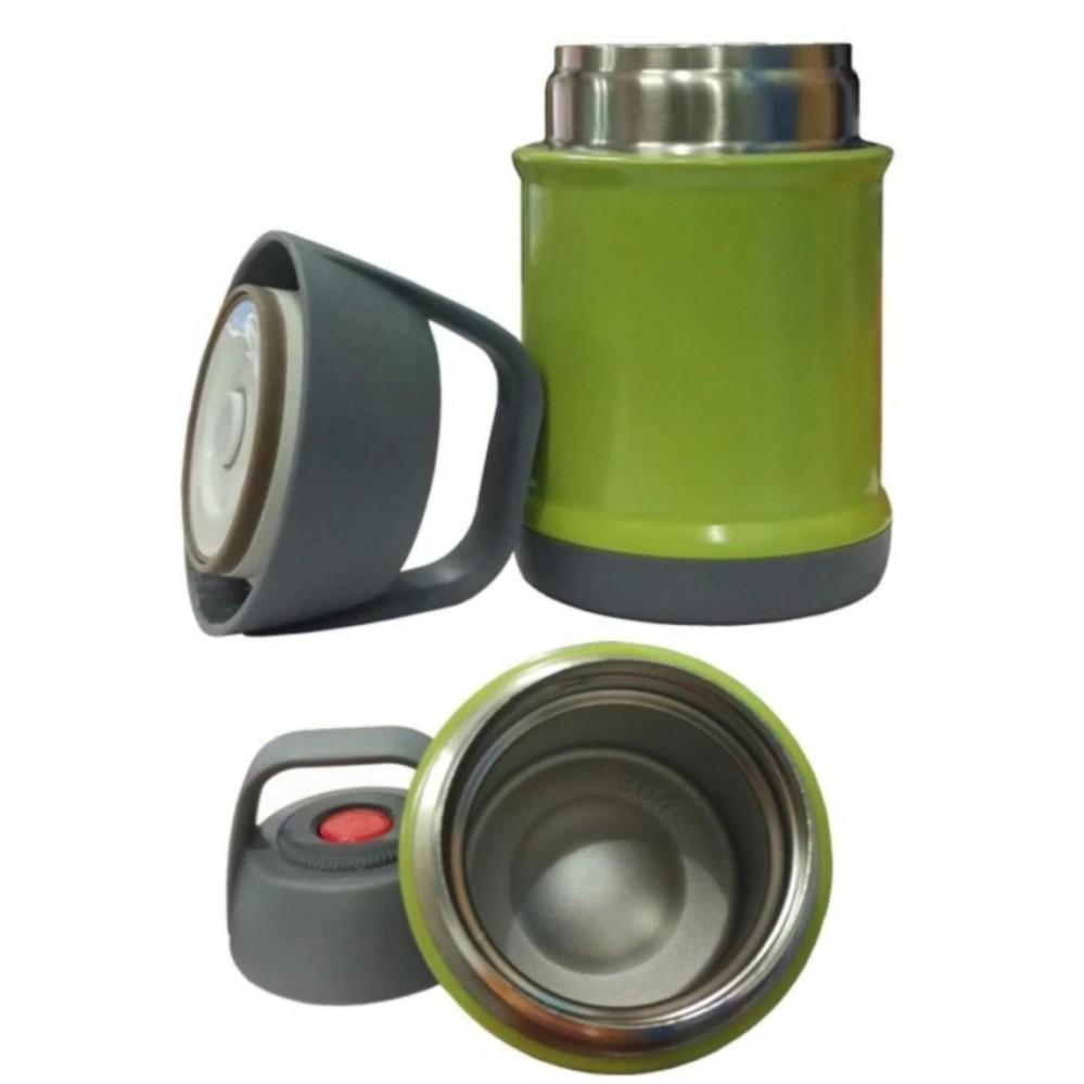 Bình giữ nhiệt inox, ủ gạo thành cháo, giữ nóng thức ăn cao cấp tiện dụng – Kmart