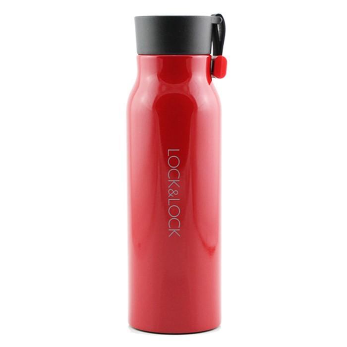 Bình giữ nhiêt NAME TUMBLER hiệu Lock&Lock – 500ml, màu đỏ