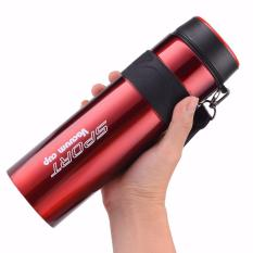 Bình GIữ Nhiệt Sport Vacuum Cup 880mL Inox304 Màu Đỏ