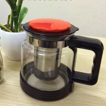 Bình lọc trà, cafe thuỷ tinh 750ml