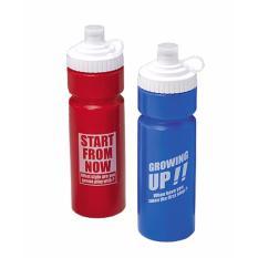 Bình nước thể thao Sport Bottle 500ml nắp 2 lớp cực chắc Hàng Nội Địa Nhật Bản