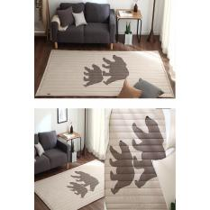 Blackbear Cotton Rug