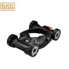 Black+Decker - Chân đế chuyển máy cắt cỏ cầm tay thành xe đẩy Dùng cho máy GL4525 và GL5530 - CM100