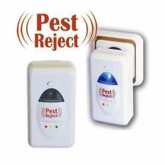 Bộ 02 máy đuổi muỗi, côn trùng bằng sóng điện