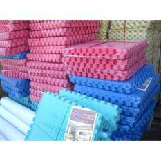 Bộ 08 Miếng Thảm Xốp màu Trải Sàn Cho Bé kích thước 60X60 cm
