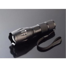 Bộ 1 Đèn Pin Siêu Sáng (Chọn Màu)CR Q5 – T6 Và 1 Pin UF01