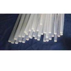 Bộ 10 Cây Keo Silicon - Keo nến loại to mầu trắng (20)