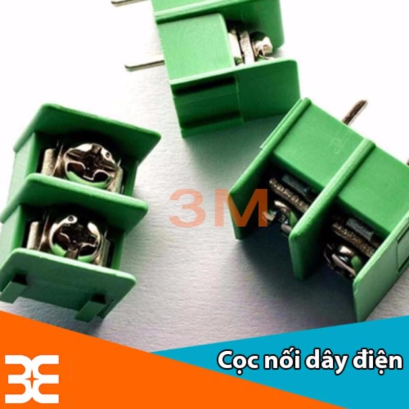 Bảng giá Bộ 10 Cọc Nối Dây Điện KF7.62mm 300V 20A bền bỉ chắc chắn ( 2 pin )