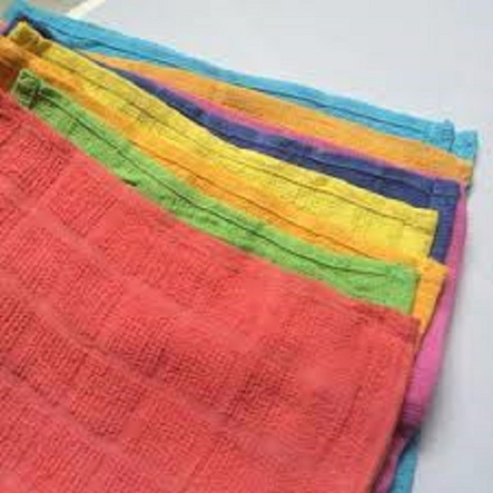 So Sánh Giá Bộ 10 khăn lau siêu thấm hút 30cm rẻ