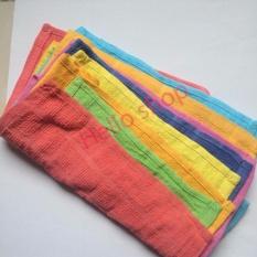 Bộ 10 khăn lau tay, lau chén nhà bếp (loại nhỏ)