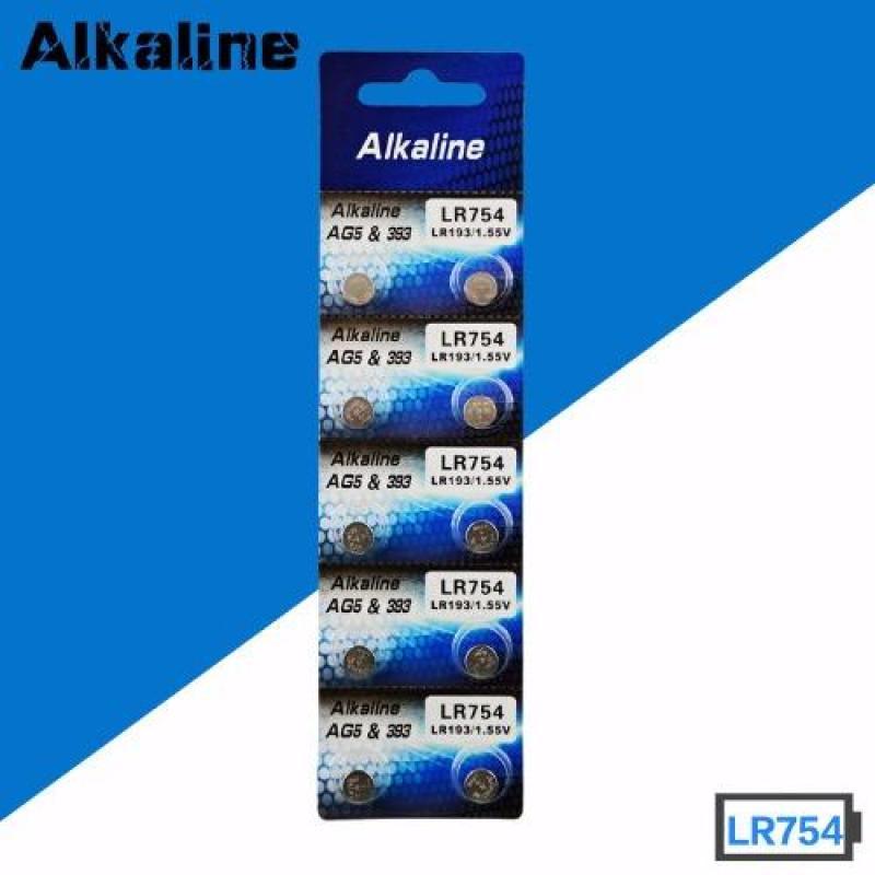 Bộ 10 Pin AG5 - 939 cho máy trợ thính - đồng hồ
