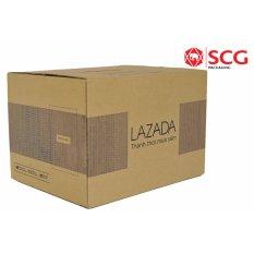 Ở đâu bán Bộ 100 thùng carton size 07, KT 25*22*20 cm