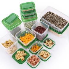 Bộ 17 hộp bảo quản thực phẩm