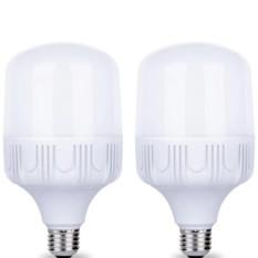 Bộ 2 bóng đèn led trụ 20W siêu sáng siêu – tiết kiệm điện (Trắng)