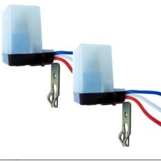 Bộ 2 Công tắc cảm biến ánh sáng 12v DC