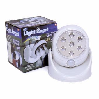 Bộ 2 Đèn chiếu sáng cảm ứng hồng ngoại thông minh Light Angel(Trắng) - 10236287 , EL529HLAA34TYFVNAMZ-5465239 , 224_EL529HLAA34TYFVNAMZ-5465239 , 300000 , Bo-2-Den-chieu-sang-cam-ung-hong-ngoai-thong-minh-Light-AngelTrang-224_EL529HLAA34TYFVNAMZ-5465239 , lazada.vn , Bộ 2 Đèn chiếu sáng cảm ứng hồng ngoại thông minh Lig