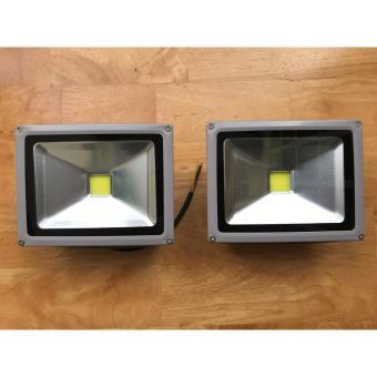 Bộ 2 đèn LED Pha 30w (ánh sáng trắng)
