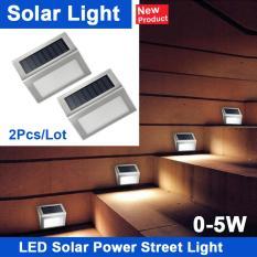 Nơi nào bán Bộ 2 đèn năng lượng mặt trời gắn tường, chân cầu thang MTV02