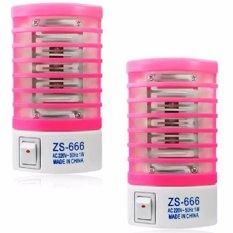 Bộ 2 đèn ngủ bắt muỗi 1W tiết kiệm điện