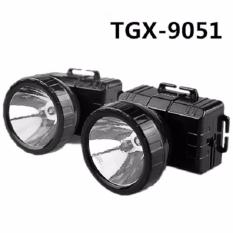 Bộ 2 đèn pin đội đầu tiện dụng tgx-9051