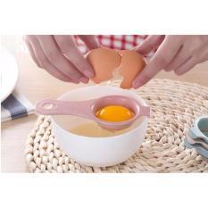 bộ 2 dụng cụ tách lòng trắng và lòng đỏ trứng gà, dụng cụ nhà bếp thông minh