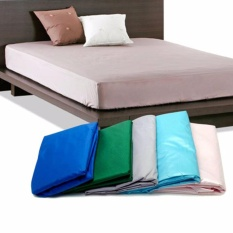 Bộ 2 ga trải giường chống thấm cho bé 1m6 x 2m x10