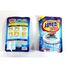 Bộ 2 gói bột tẩy vệ sinh lồng máy giặt HP003