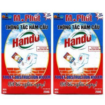 Bộ 2 hộp bột thông tắc hầm cầu bể phốt xuất khẩu 250Gr SM520 - 10247311 , HA792HLAA2534EVNAMZ-3657250 , 224_HA792HLAA2534EVNAMZ-3657250 , 200000 , Bo-2-hop-bot-thong-tac-ham-cau-be-phot-xuat-khau-250Gr-SM520-224_HA792HLAA2534EVNAMZ-3657250 , lazada.vn , Bộ 2 hộp bột thông tắc hầm cầu bể phốt xuất khẩu 250Gr SM52