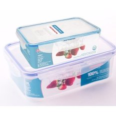 Bộ 2 hộp nhựa Sunhouse SHT11002 BPA free 1000ml + 460ml