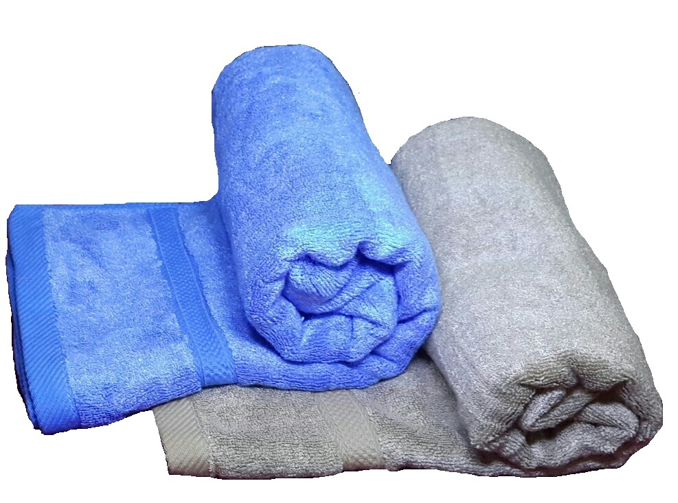 Bộ 2 khăn tắm tre 60×120 XN