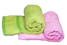 Bộ 2 khăn tắm tre 60x120XH