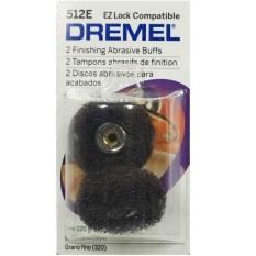 Bộ 2 miếng đánh bóng độ mịn 320 Dremel 512E