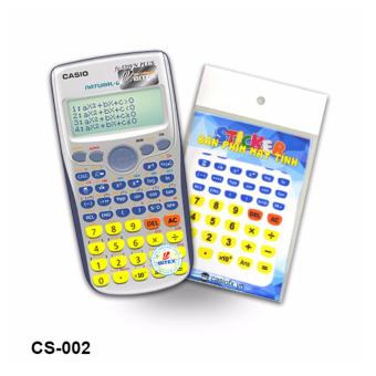 Bộ 2 sticker trang trí bàn phím máy tính (CS002)