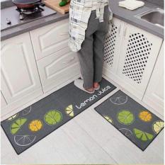 Bộ 2 thảm nhà bếp cao cấp