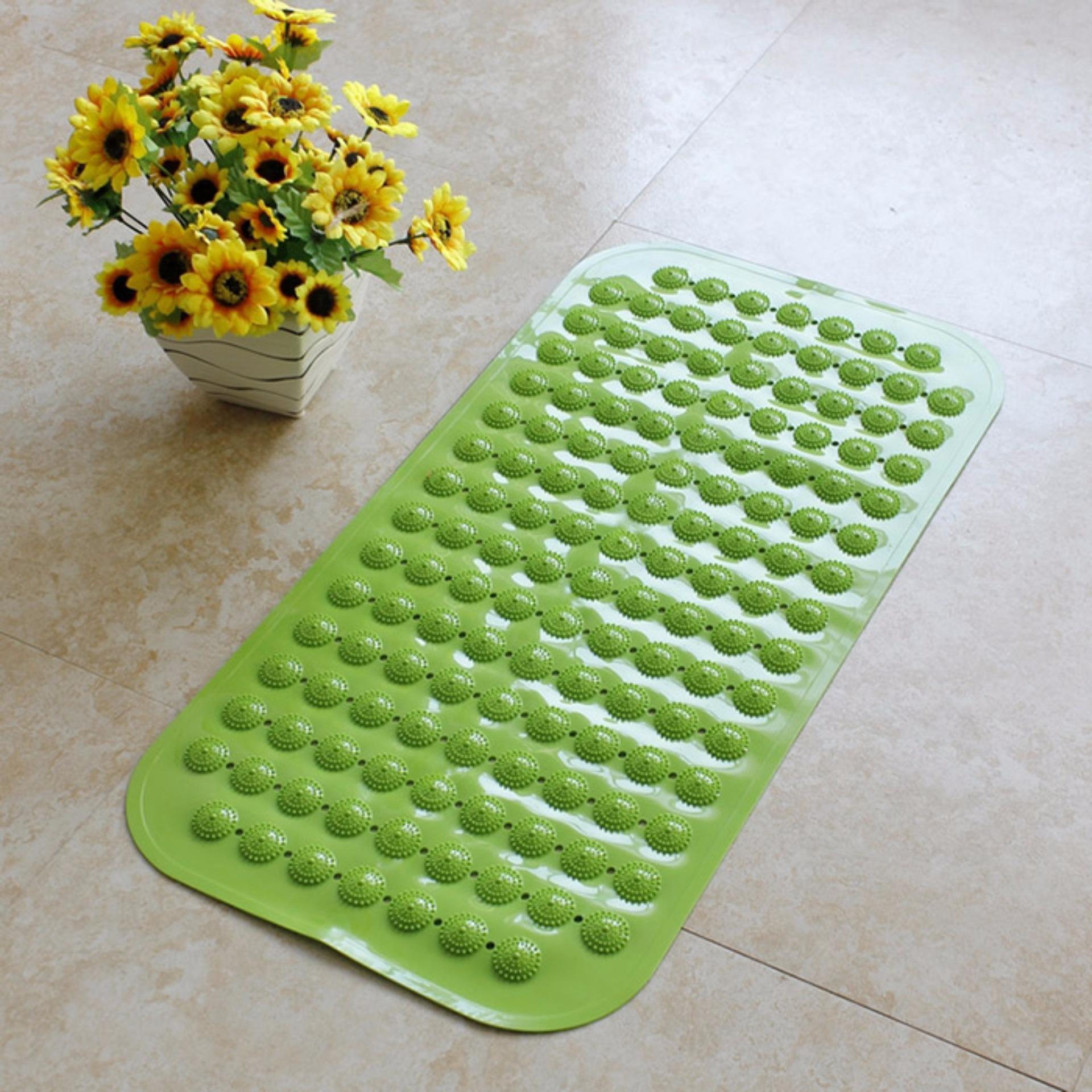 Bộ 2 thảm nhựa chống trượt nhà tắm