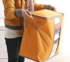 Bộ 2 túi vải đựng đồ size 50 Flancoo 0473 (Cam)