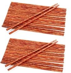 Bộ 20 đôi đũa dừa Bến Tre Coconut Wood