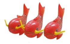 Nơi Bán Bộ 3 cá chép bơm hơi trang trí TH03