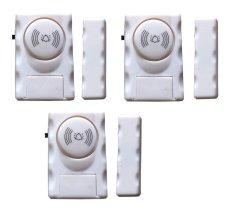 Bộ 3 chuông cửa từ báo động chống trộm ATA AT-007