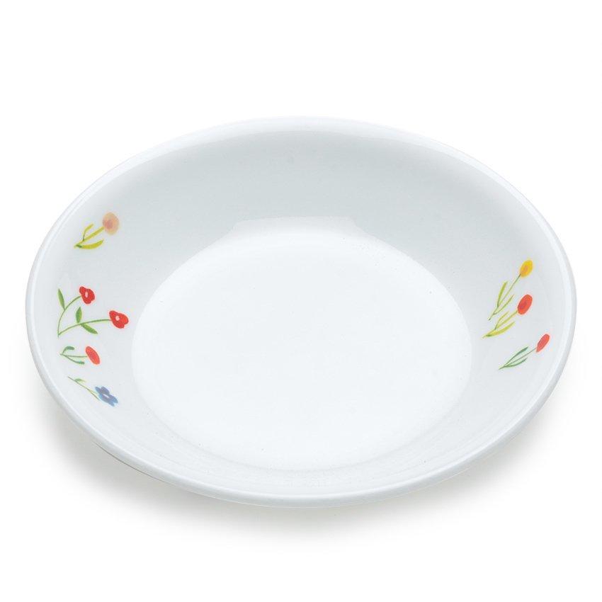 Bộ 3 đĩa thủy tinh Corelle 12cm 405-FWH-LP + Tặng đĩa thủy tinhCorelle (12cm)