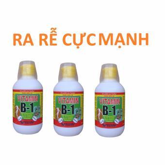 Bộ 3 lọ thuốc kích thích ra rễ cực mạnh B1 220g