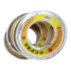Bộ 30 miếng giấy bạc lót bếp gas chống dầu mỡ HD HDM127 (Bạc)