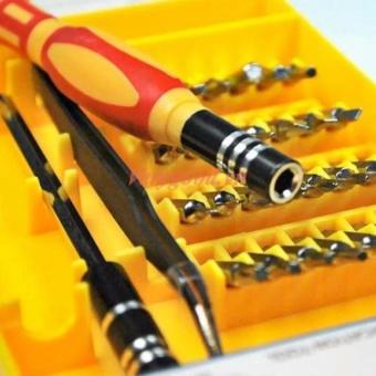 Bộ 32 món tua vít đa năng JK6066-B + Tặng kèm 1 dụng cụ lấy ráy tai có đèn