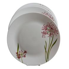 Bộ 4 đĩa thủy tinh ngọc La Opala Diva 30265-4PP 26.5cm