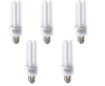 Bộ 5 bóng đèn Điện Quang 3U 18W
