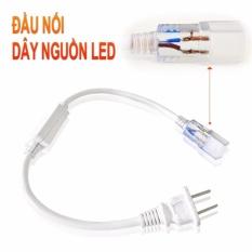 Bộ 5 đầu nối dây nguồn đèn led dây